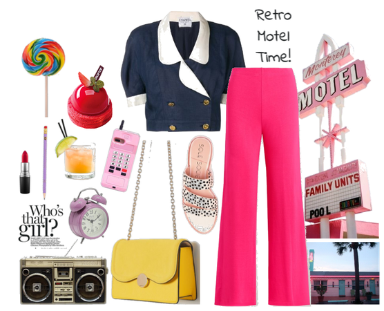 Retro Motel Time!