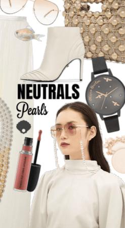 Neutrals & Pearls