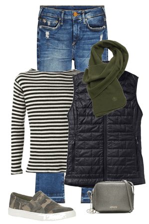 Stripes and Camo