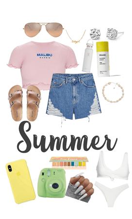 Summer 🌺🌞