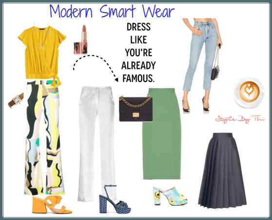 Modern Smart Wear