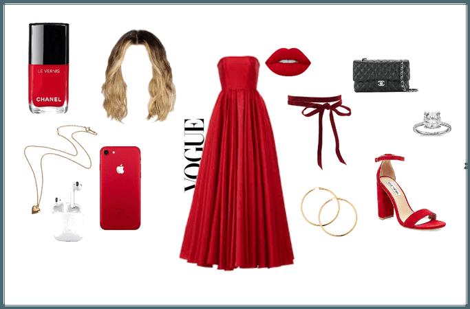Red Carpet Look <3