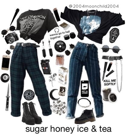 sugar honey ice & tea