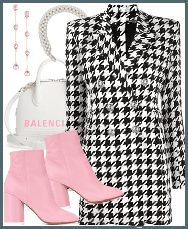 Blazer dress #2 ~