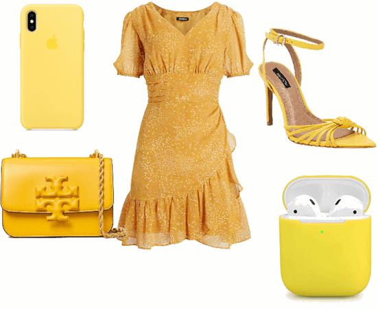 yellow yellow sunflower