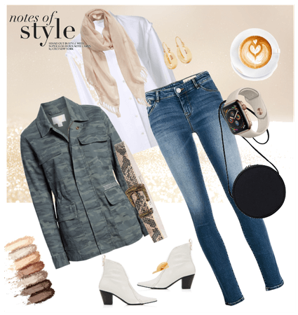 Easy Chic (Capsule Wardrobe #10)