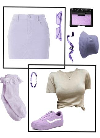 purple babe