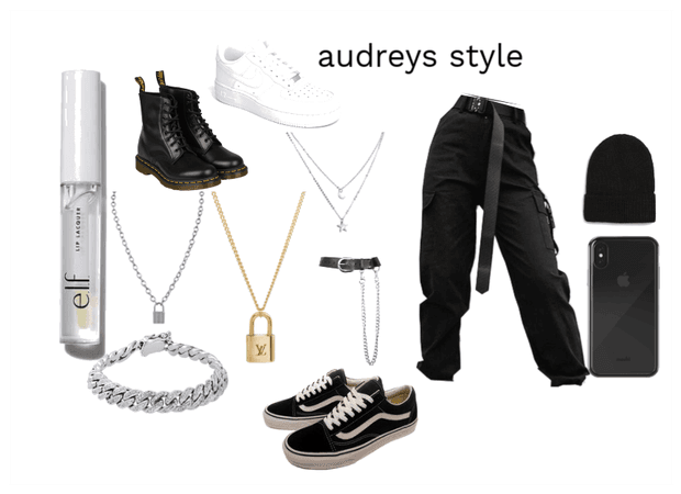audreys type of style