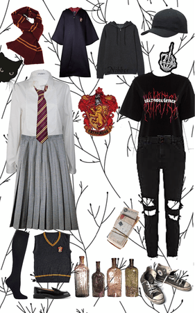 gryffindor first year