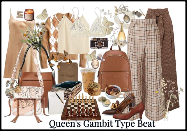 Queen's Gambit Type Beat