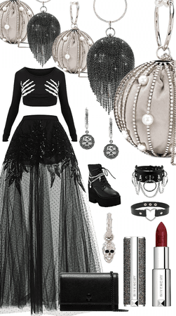 Goth Christmas 💀 🎄