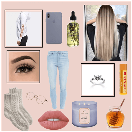Lavender + Honey