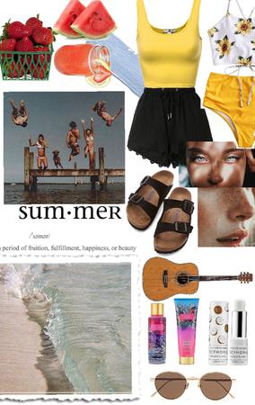 Summer's round the corner!