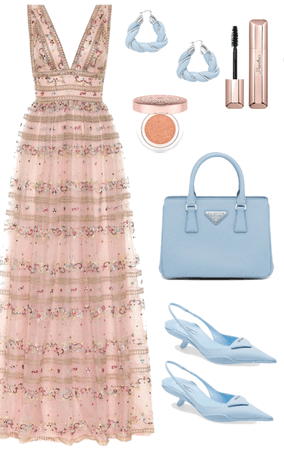 Baby Blue Accents