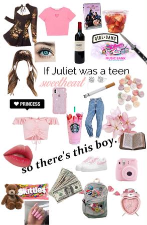If Juliet was a teen