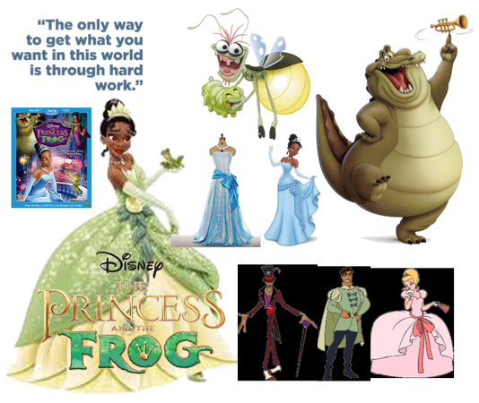 Disney : The Princess and the Frog
