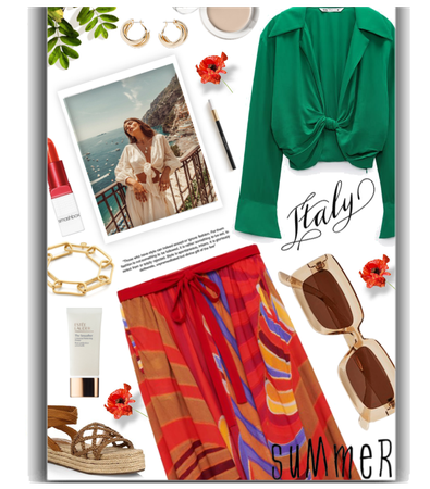 Italy outfit