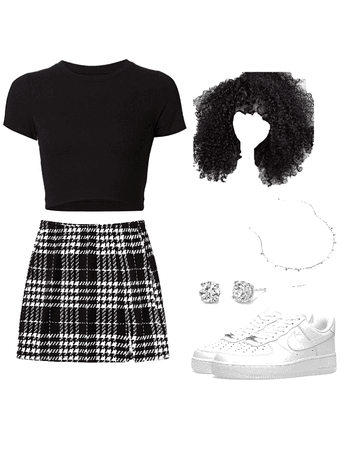 a causal hangout outfit