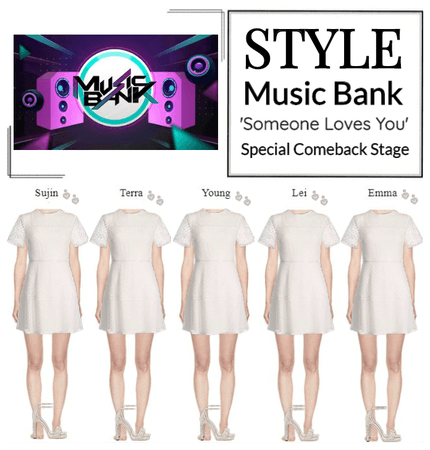 STYLE Music Bank 'Someone Loves You' Special Stage