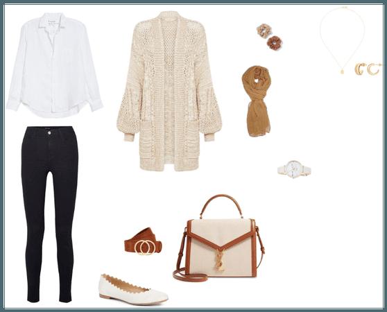 Basicos para casual outfit