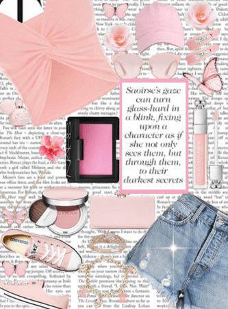 soft pink vibes p2   @hunterofartemis