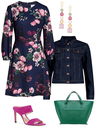 Feminine and Floral
