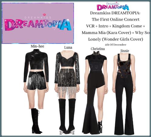 DREAMKISS (드림키스) DREAMTOPIA Stage #12 201204