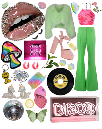 disco babie