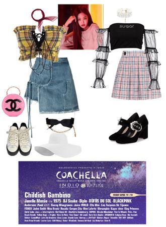 Blackpink 「Jennie」 Coachella