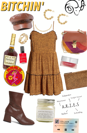 aries on the town