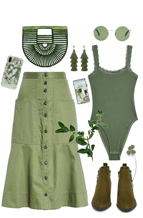 Olive's Green