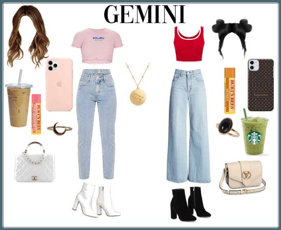 Gemini Sisters