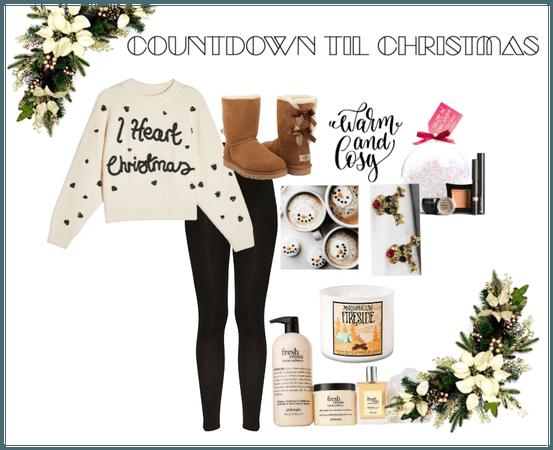 countdown till Christmas