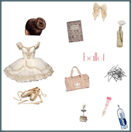 Ballet oufit