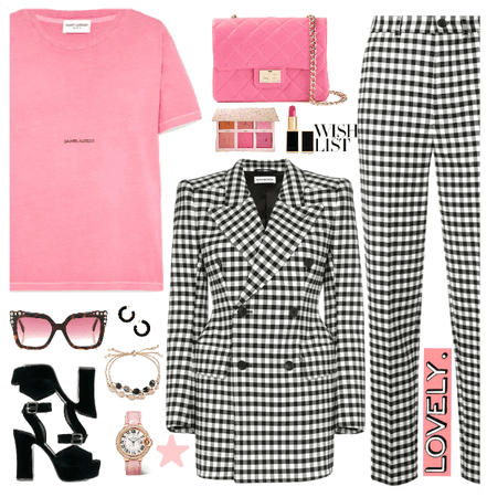 Organized set (I remember Polyvore)