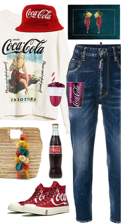 Mom Jeans Go Better With Coke