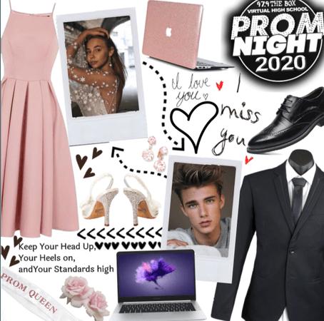Spring 2020: Virtual prom night 🌹