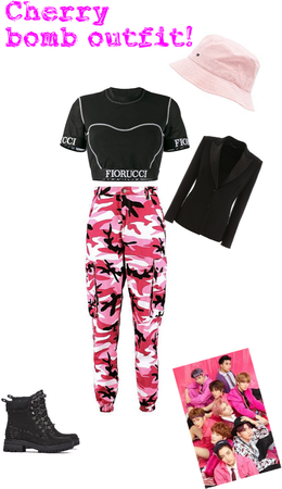 cherry bomb outfit