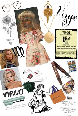 I am a Virgo ♍️ xox