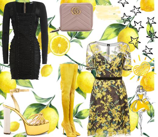 Yellow darlings
