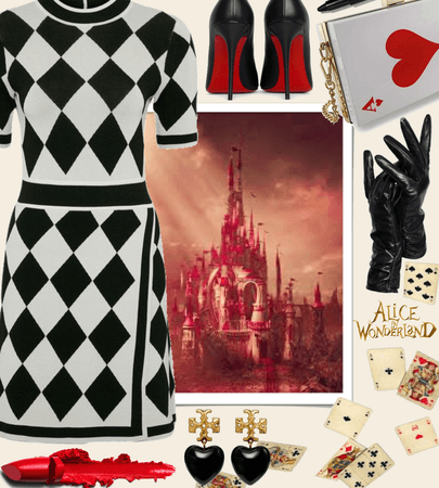 SUMMER 2021: Visiting the Queen of Hearts' Castle