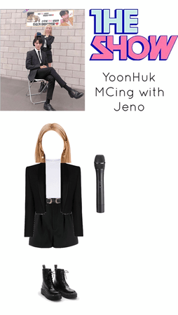 ~𝕍𝚊𝚕𝕜𝚢𝚛𝚒𝚎~YoonHuk MCing with Jeno of NCT