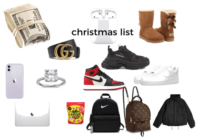 all i want 4  christmas