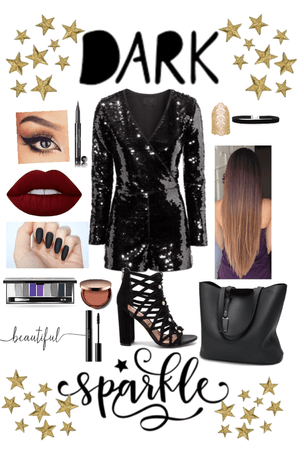 Dark Elegant Star