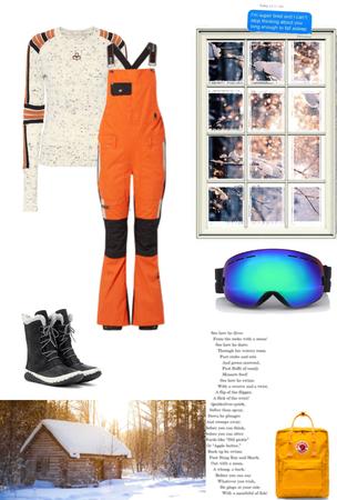 winter ski trip 2019