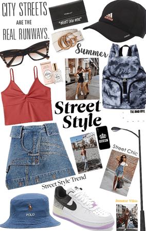 summer street style 🥰