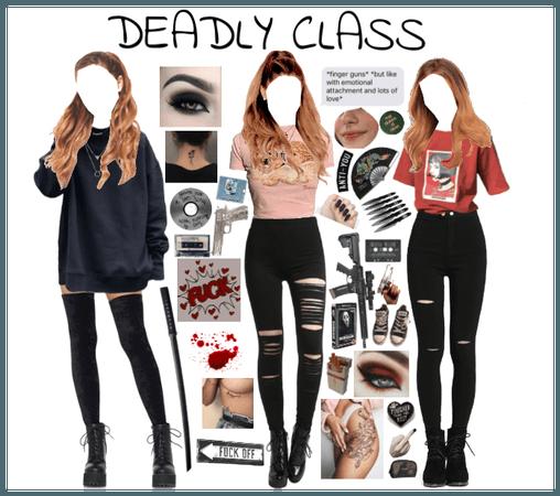 Deadly Class OC