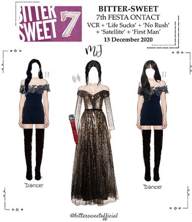 BITTER-SWEET [비터스윗] (MJ) 7th Festa Ontact 201213