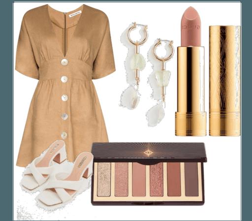 Simple Summer Dress Challenge