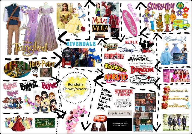 Random Shows/Movies